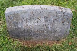 Olie Lillian <i>Warner</i> Dyer