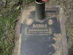 Sgt Maj Barbaralien Banks