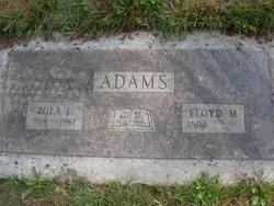 Floyd Milo Adams