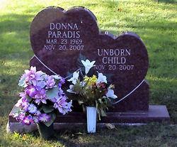 Donna J Paradis