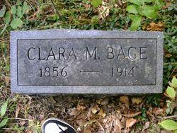 Clara Bage