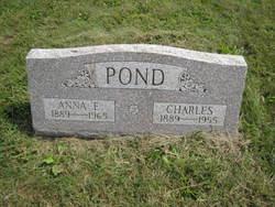 Anna E Pond