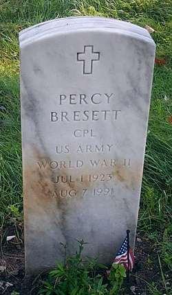 Percy Bresett