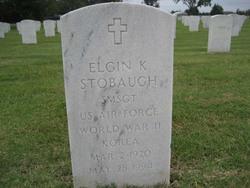 Elgin K Stobaugh