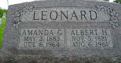 Albert Henry Leonard