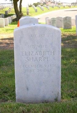 Elizabeth Lucy <i>Sharpe</i> Boone