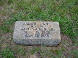 Sarah Jane <i>Ballew</i> Center