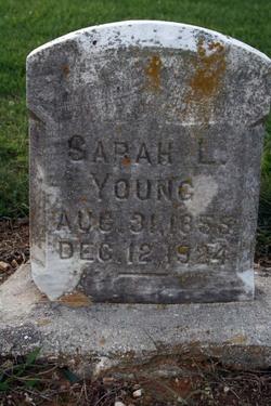 Sarah Louisa Young