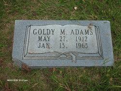 Goldy Mayfield Adams