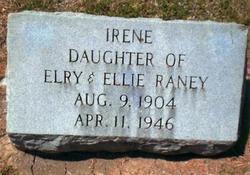 Irene <i>Raney</i> Boyd