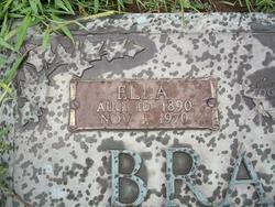 Ella Viola <i>Collins</i> Brazell