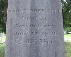 Capt Aaron Brewster