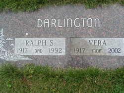 Vera O <i>McGregor</i> Darlington