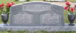 Arthur Allen Burroughs