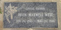 Irvin Maxwell West