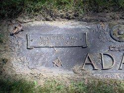 Walter Wilson Adams