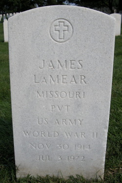 James Beverly LaMear