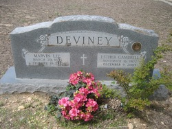 Marvin Lee DeViney, Sr
