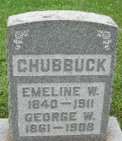 George W Chubbuck