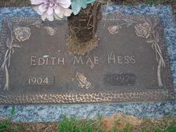 Edith Mae Hess