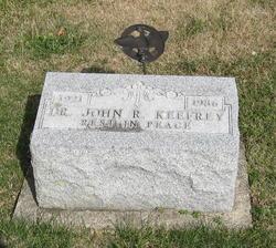 Dr John R Keefrey