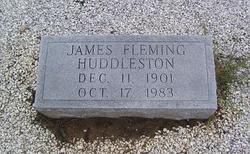 James Fleming Huddleston