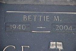 Bettie Margaret <i>Westbrook</i> Aldridge