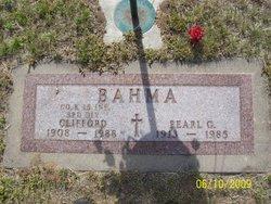 Clifford Bahma