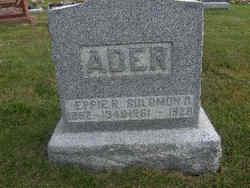 Eppie R. Ader