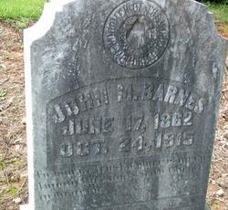 John Monroe Barnes