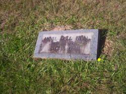 Annie Dell <i>Thompson</i> Neal