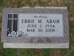 Ebbie M. Abair