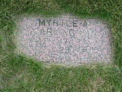 Myrtle A <i>Sparks</i> Darlington