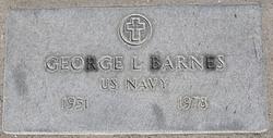 George Lewis Barnes