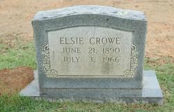 Elsie Crowe