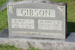 Sadie Beatrice <i>Mattocks</i> Gibson
