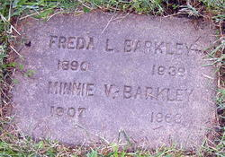 Minnie V. Barkely