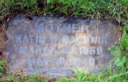 Katie Wilhelmina Baldwin