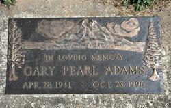 Gary Pearl Adams