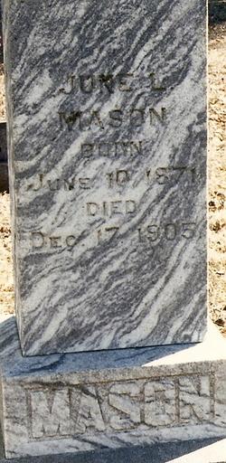 June Lafayette Mason