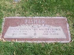 Rhoda <i>Seddon</i> Fisher