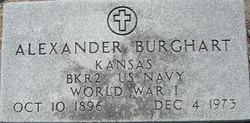 Alexander Buck Burghart
