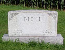 Blanche W. Biehl
