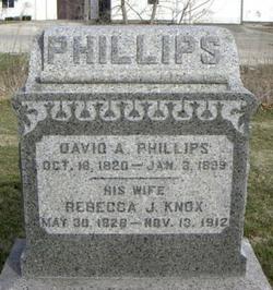 Rebecca Jane <i>Knox</i> Phillips