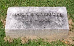 Maria B Garriott