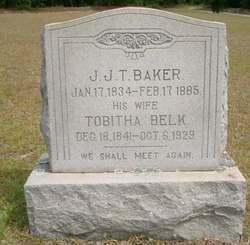 Tobitha C <i>Belk</i> Baker