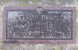 Rev John H. Alajoki