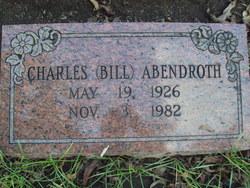 Charles Bill Abendroth