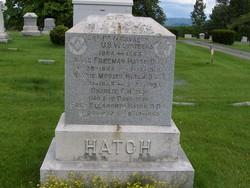 Isaac Freeman Hatch