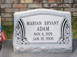 Marian Theresa Bryant <i>Gobert</i> Adam